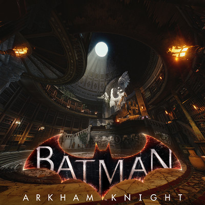 0316c99dbfd09 Batman  Arkham Knight - A Flip of a Coin DLC Lighting