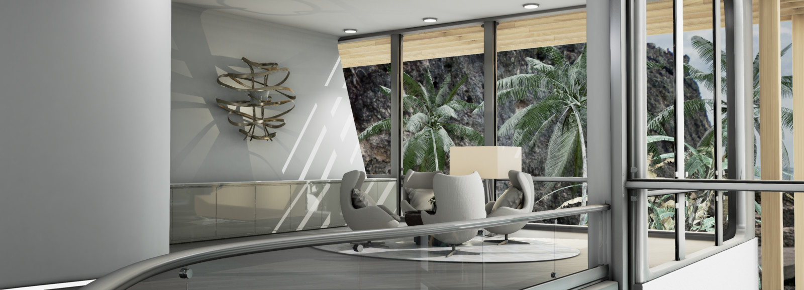 TRI-KES VR environment/lighting