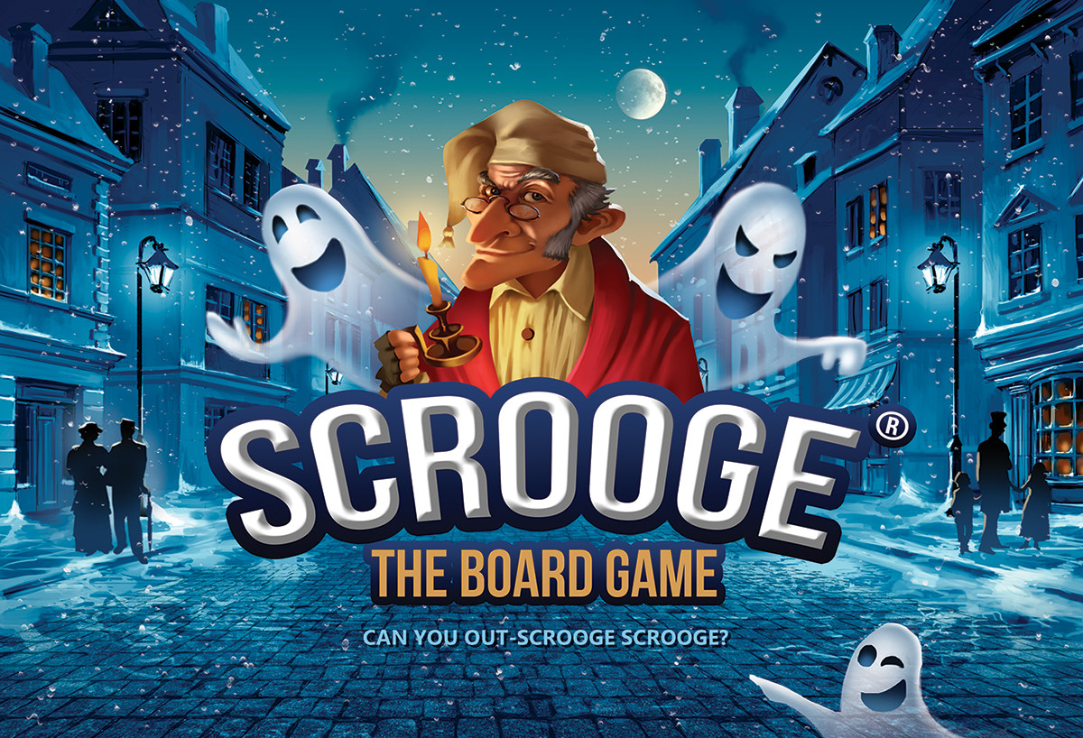 Scrooge  - The Board Game