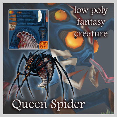Jeanne price queenspirder