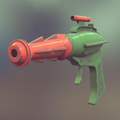 Joshua england category ray guns