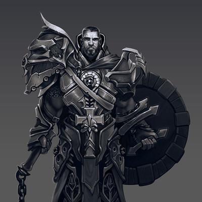 Peter rocque crusader concept render