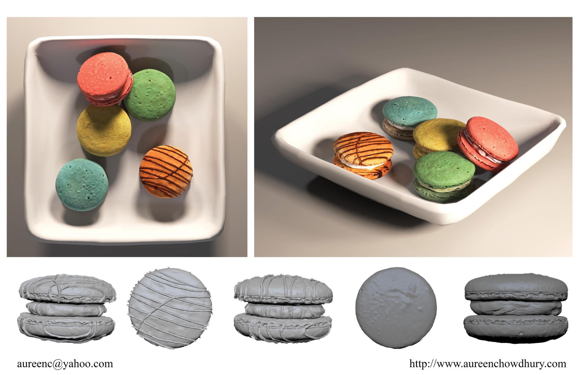 Dessert Model