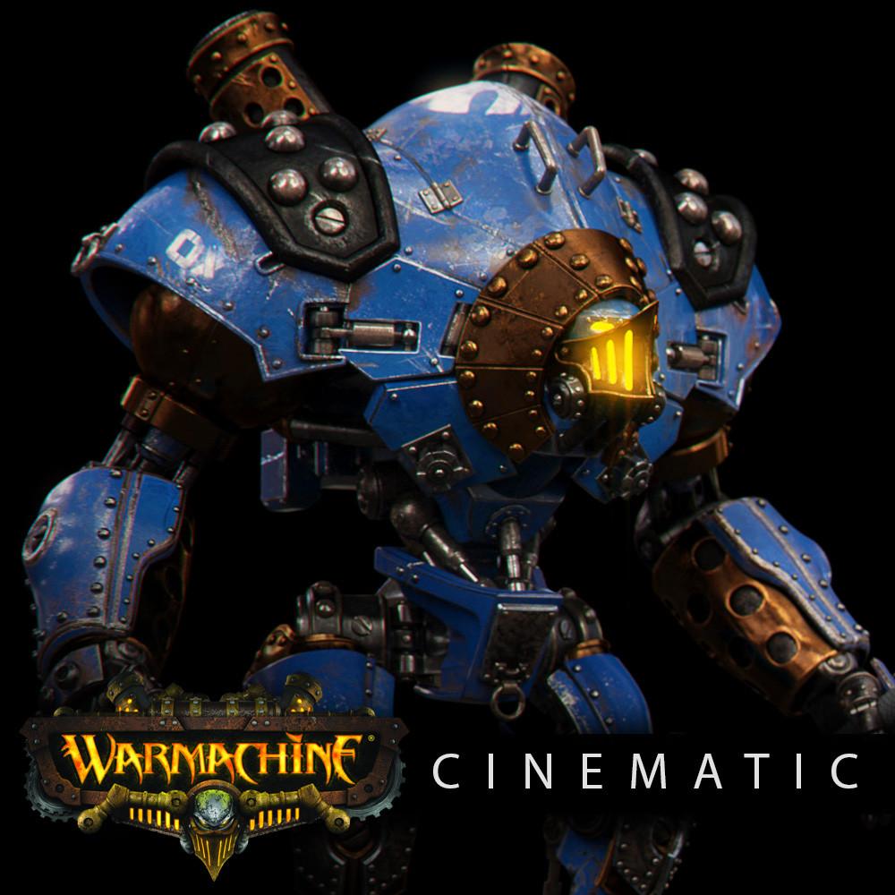 WARMACHINE - Cinematic