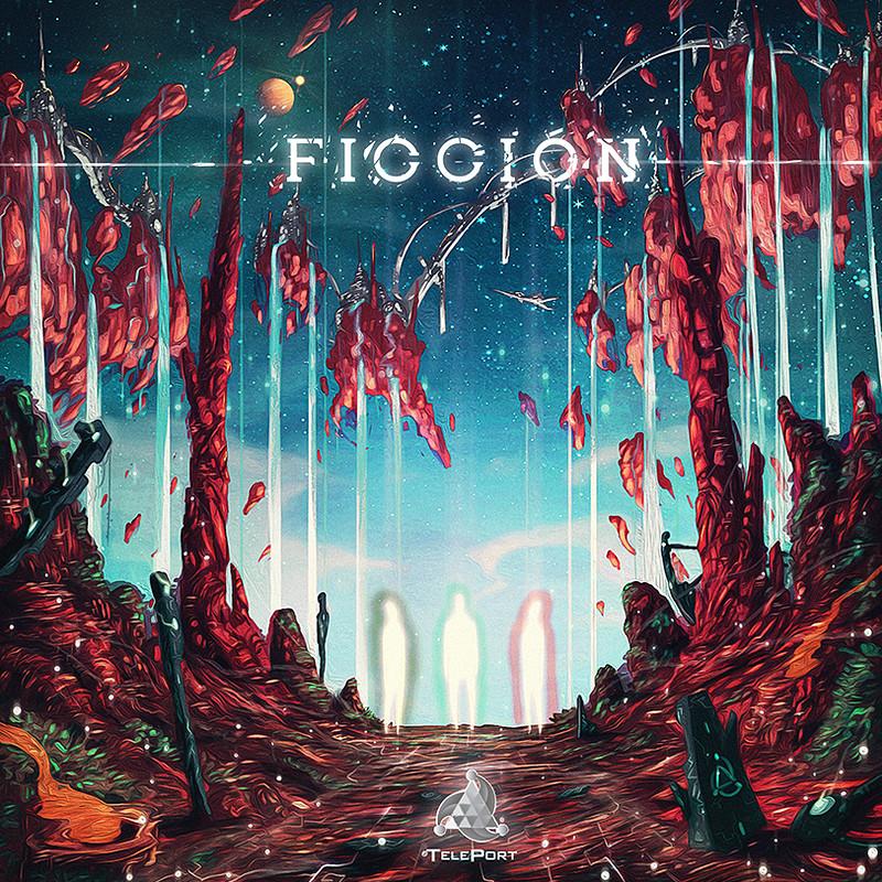 Ficcion Cover Art