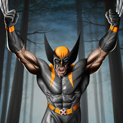 Dwayne stacho the wolverine rage 82
