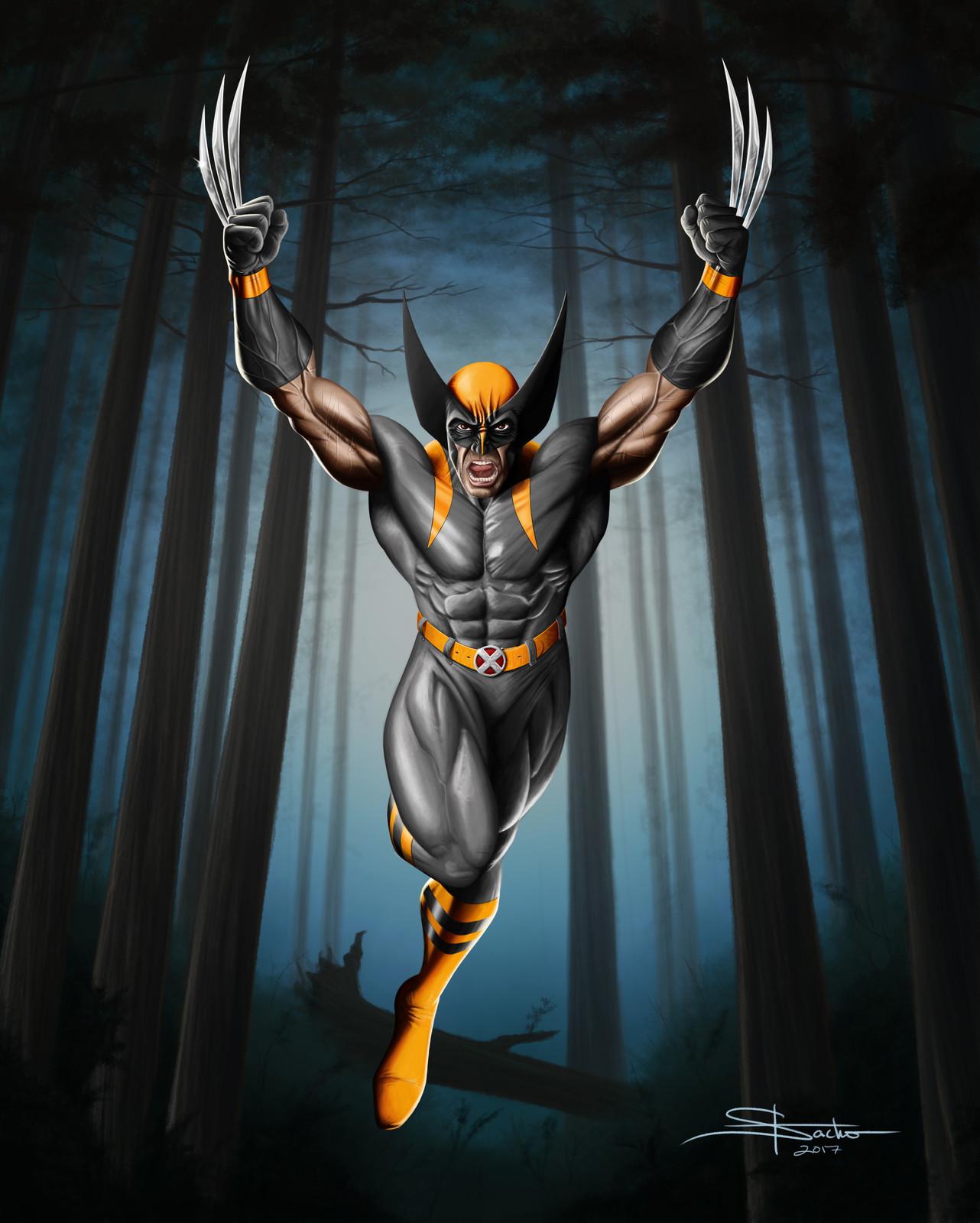Logan's Fury