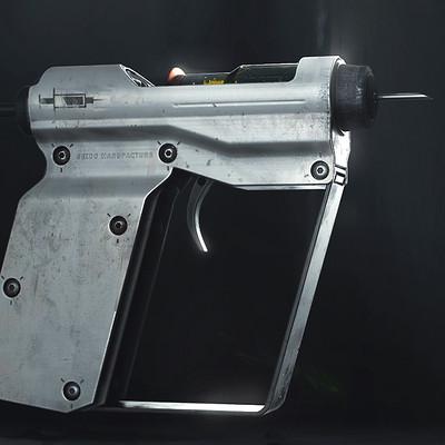 Feral Orbit - Tranquilizer gun