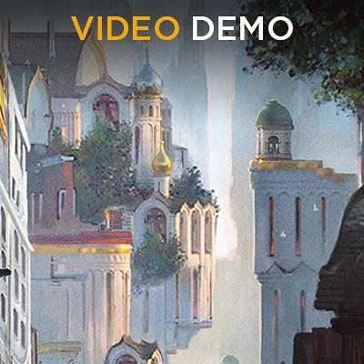 Lina sidorova video demo2