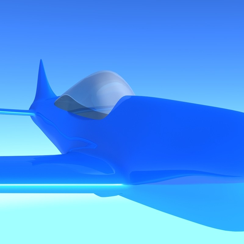 3D Sky Blue Arsenal VG-33