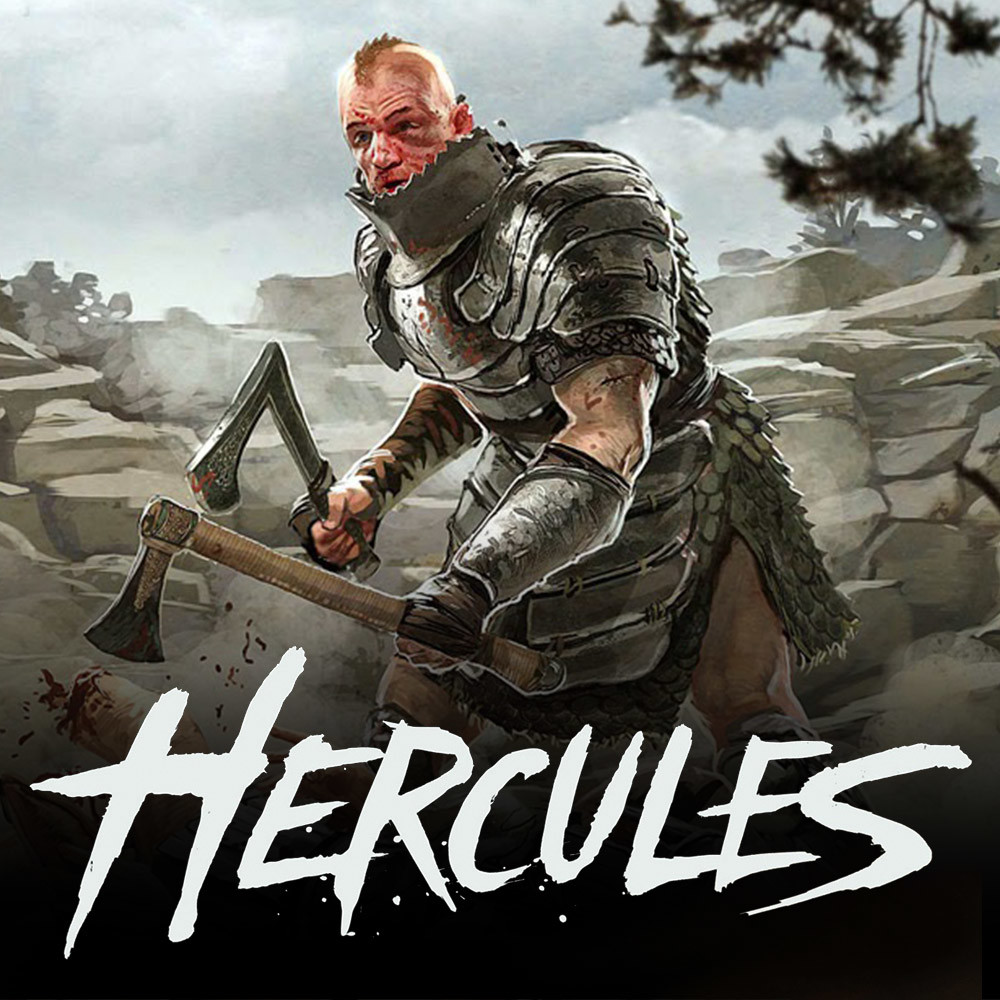 Artstation Hercules Christian Pearce