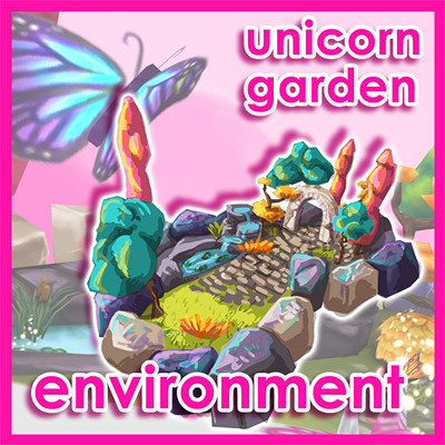 Jeanne price unicrongarden