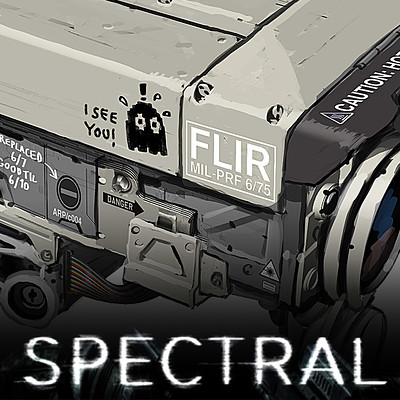 Christian pearce spectralheader
