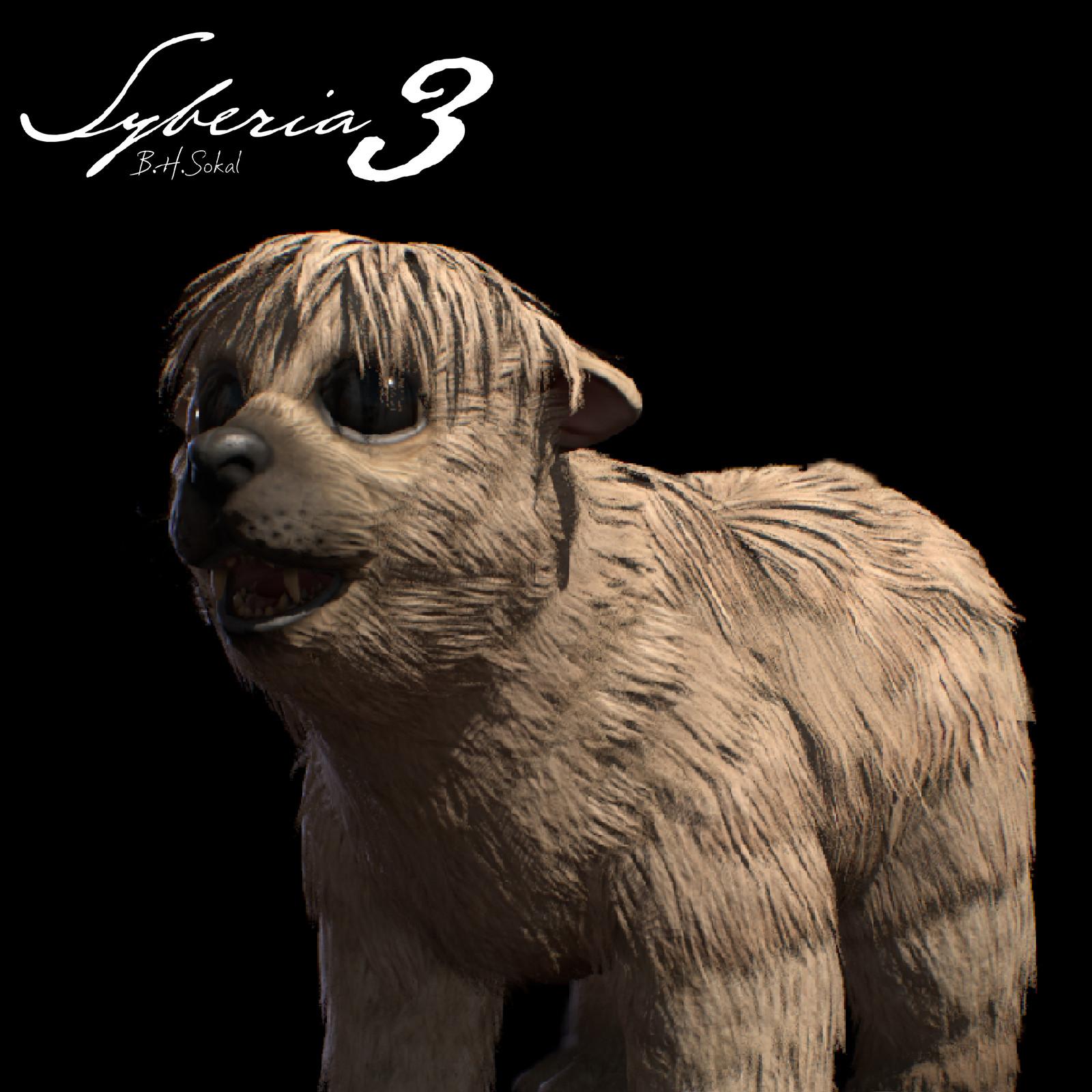 Syberia 3 : Youki