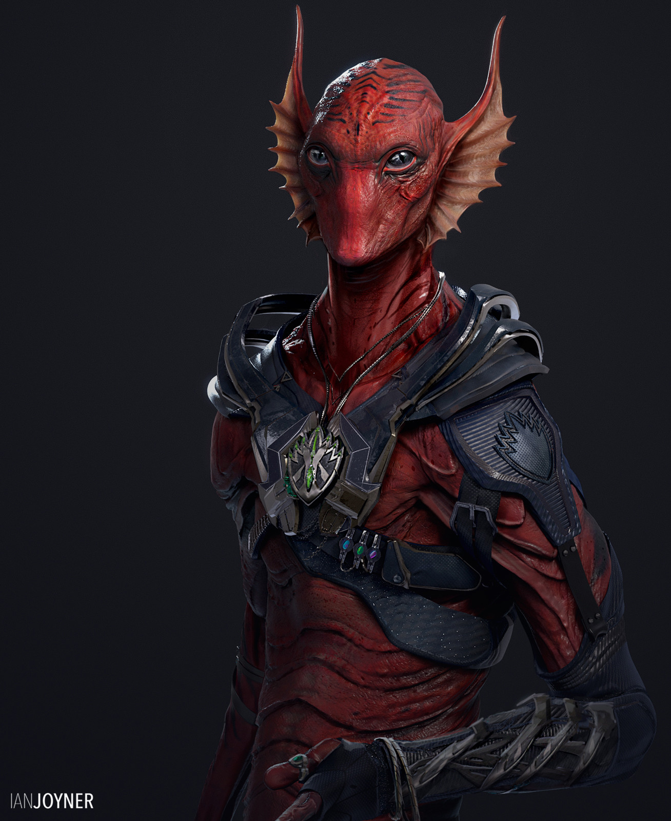 Guardians of the Galaxy Vol 2. Krugarr Final Design