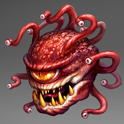 Jay epperson dungeonchess beholder thumb