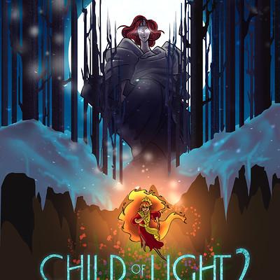 Jaria rambaran child of light cover art v01d