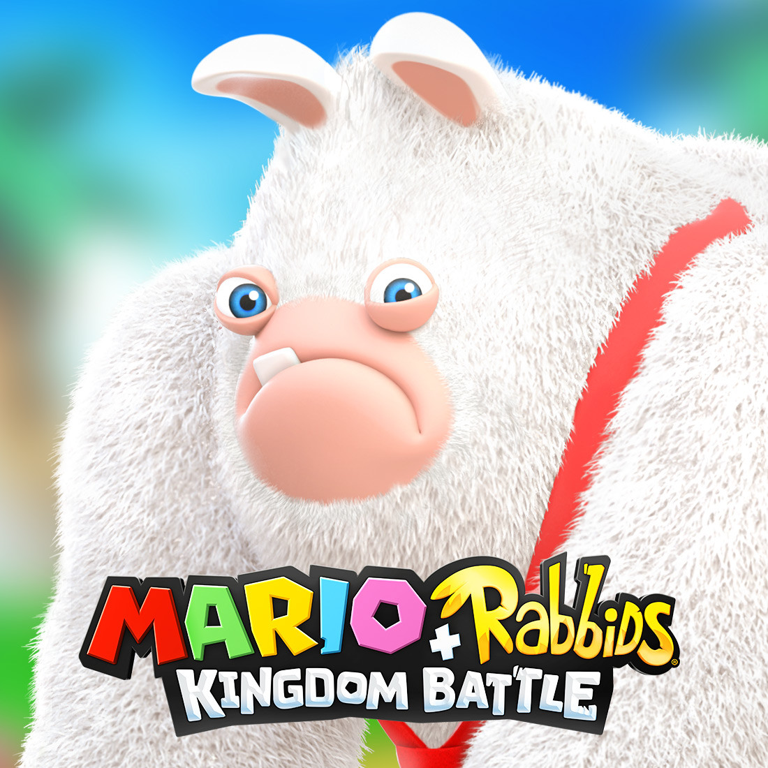 Mario + Rabbids, Characters posings
