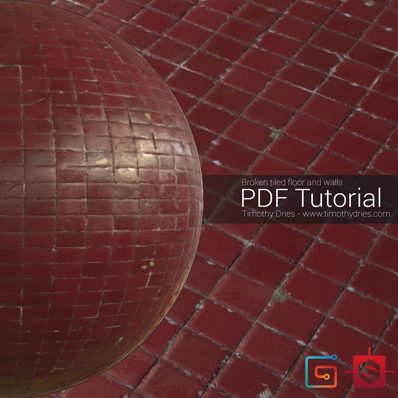 Substance Tiles - Free Breakdown/Tutorial