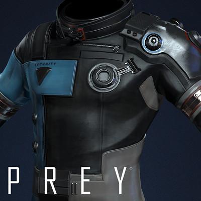 PREY - Security