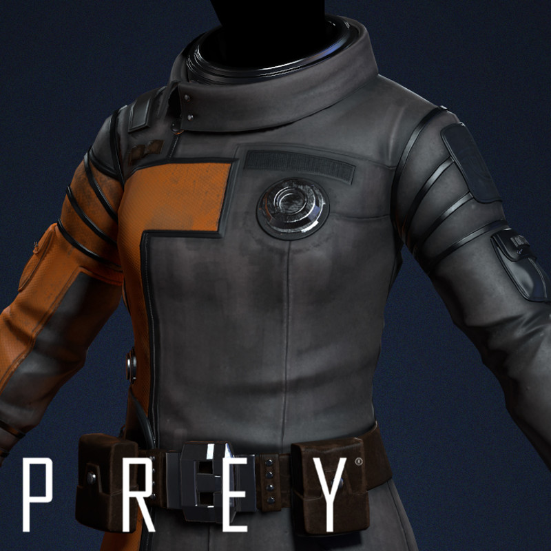 PREY - Mechanic