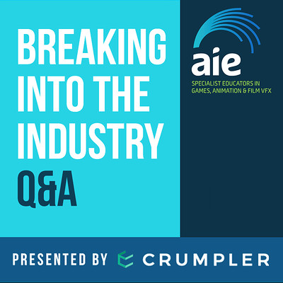 AIE Interview: Breaking into the Industry