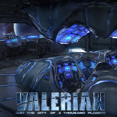 VALERIAN - INTRUDER INTERIOR