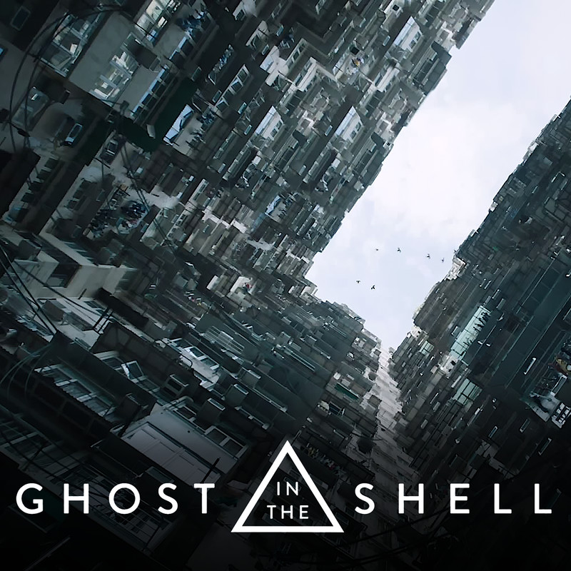 Ghost in the Shell - Environments