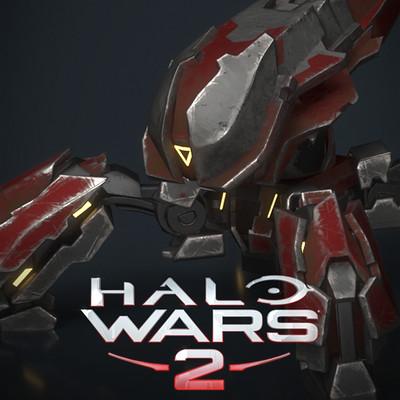Halo Wars 2 Locust
