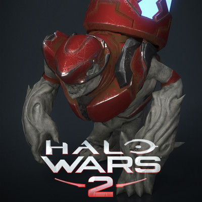 Halo Wars 2 Suicide Grunts
