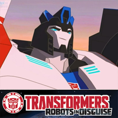 Transformers Robots in Disguise - Jazz