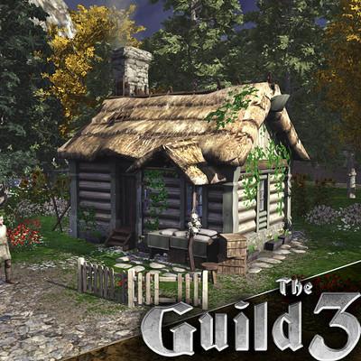 Katia gagne cover guild3 shaman
