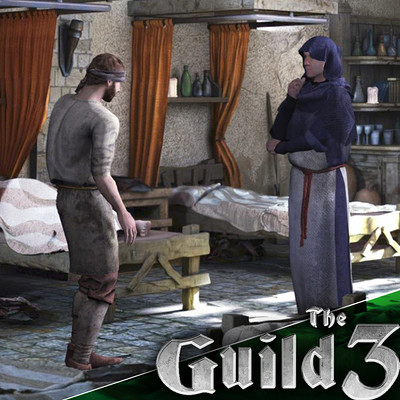 Katia gagne cover guild3 medicus