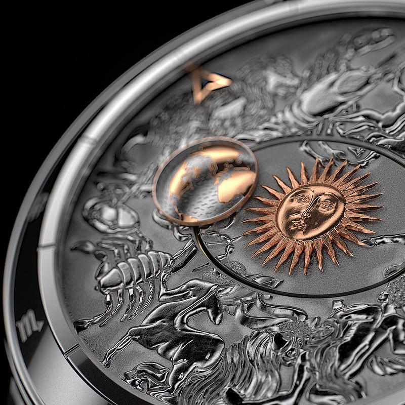 Vacheron Constantin – Copernicus celestial – SIHH 2017