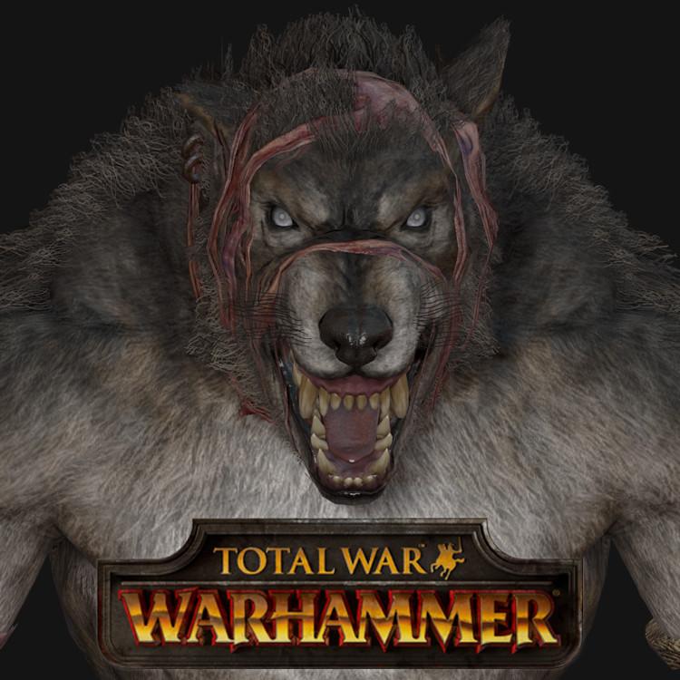 adam fisher - total war  warhammer
