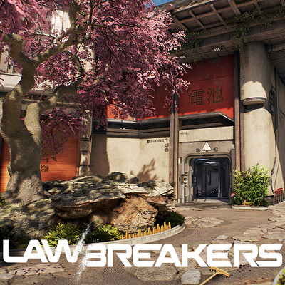 Lawbreakers - Grandview Props