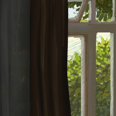 Michiel van den heuvel digital plein air curtains