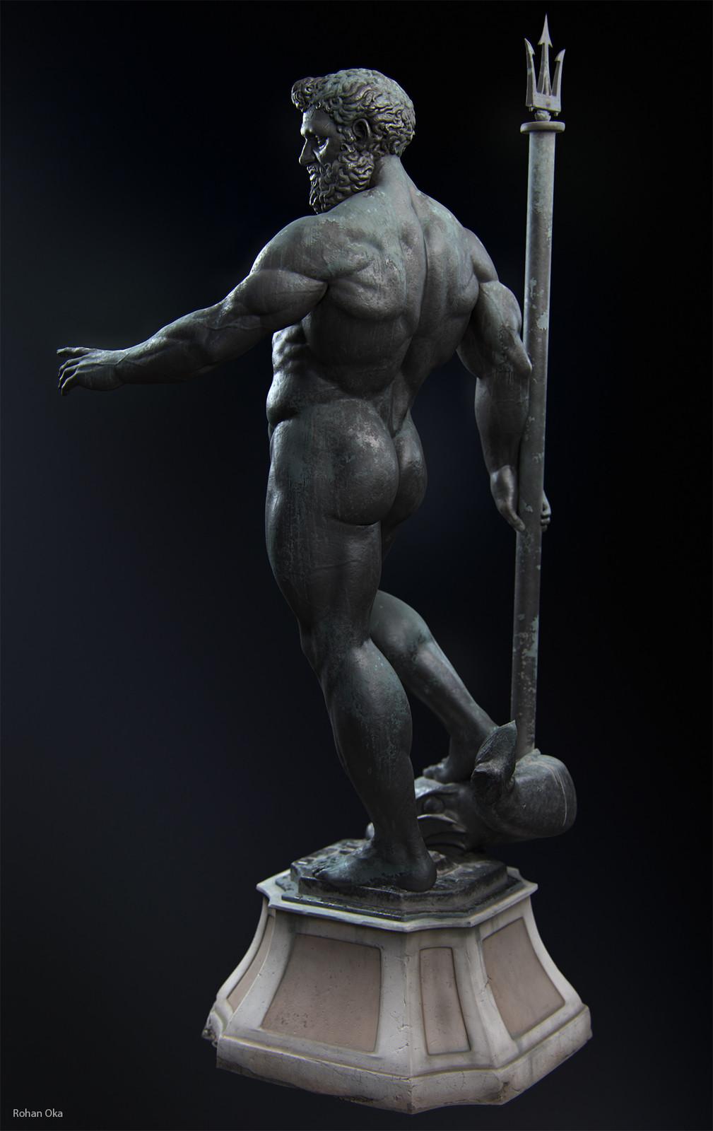 Neptune - Full Body