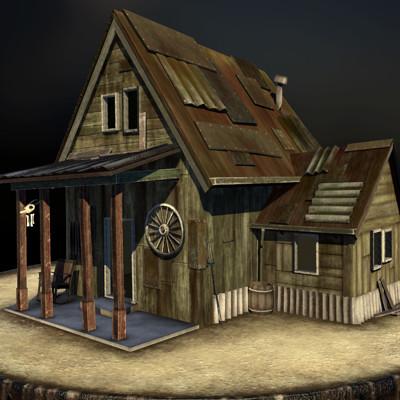 Lauren morrison shack