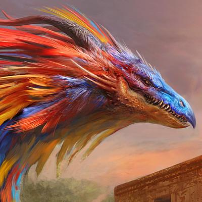 Antonio j manzanedo quetzalcoatl avatar