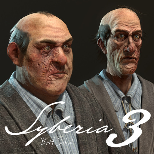 Syberia 3 - Anton & Leon