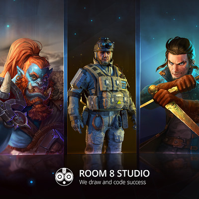Room 8 studio banner full hd 1