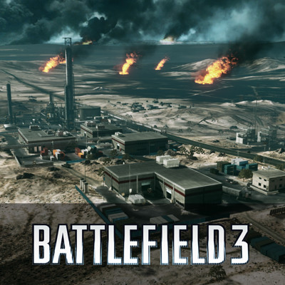 Battlefield 3 - Operation Firestorm