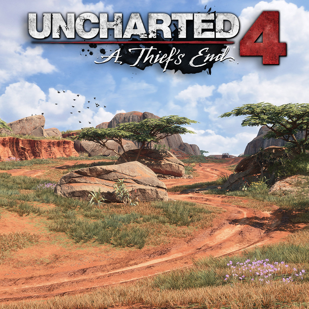 Uncharted 4 - Madagascar Trails