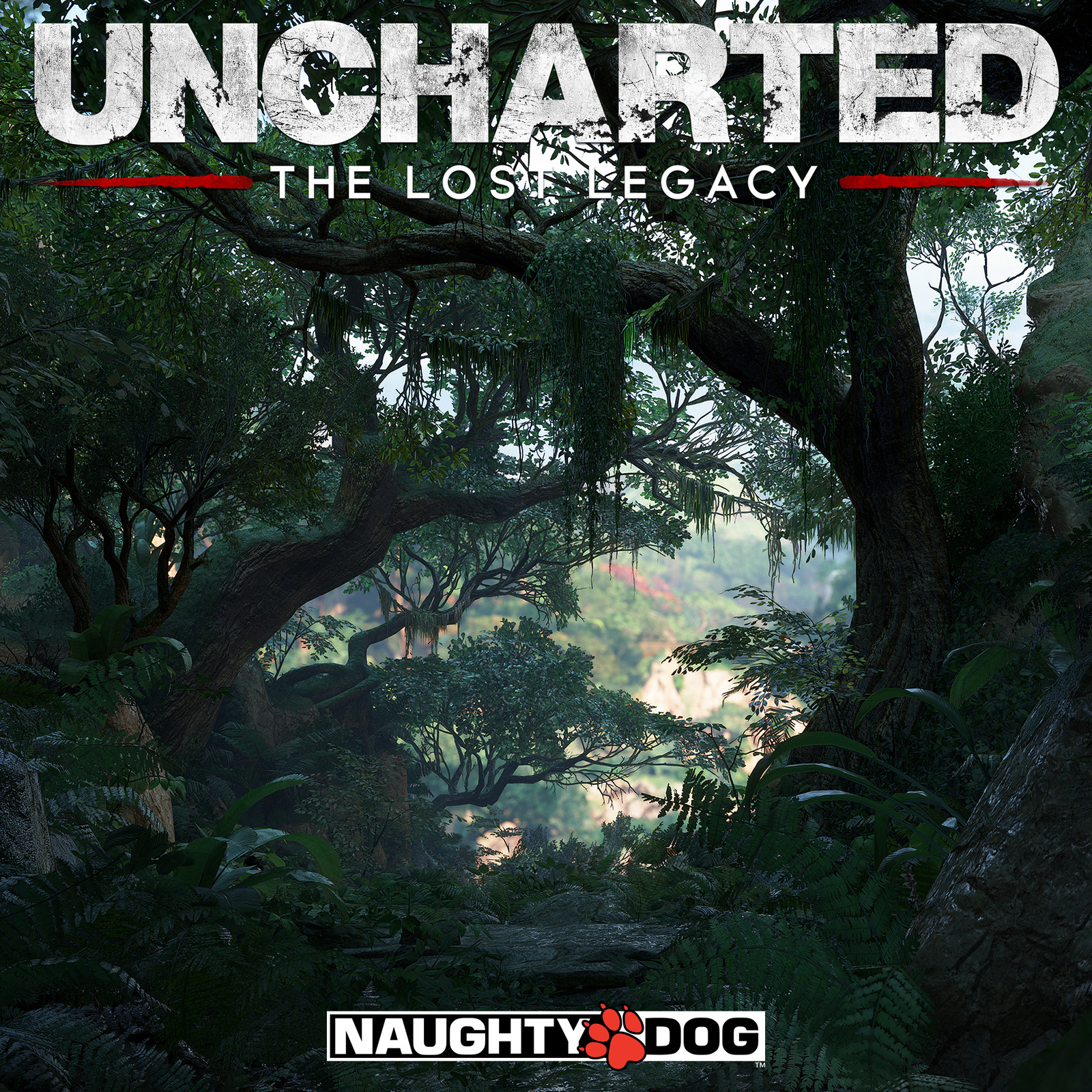 Uncharted The Lost Legacy - Ganesh - city of Halebidu - Jungle