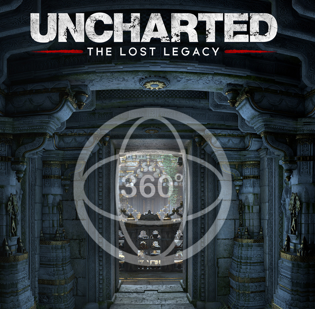Uncharted: TLL - Panoramic 360
