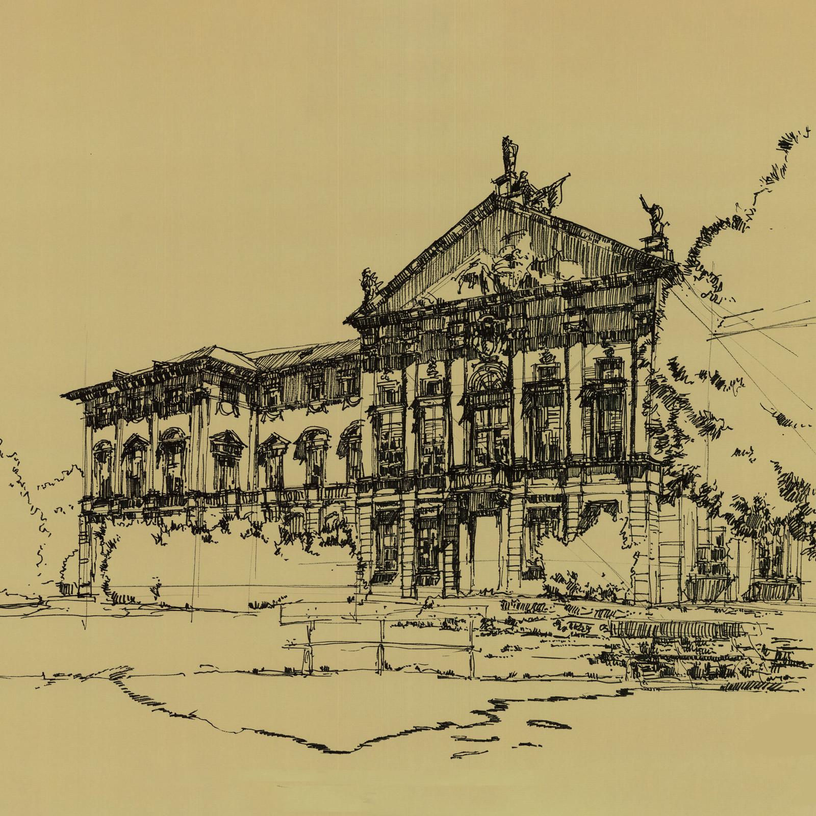 Sketches #01 - Architecture