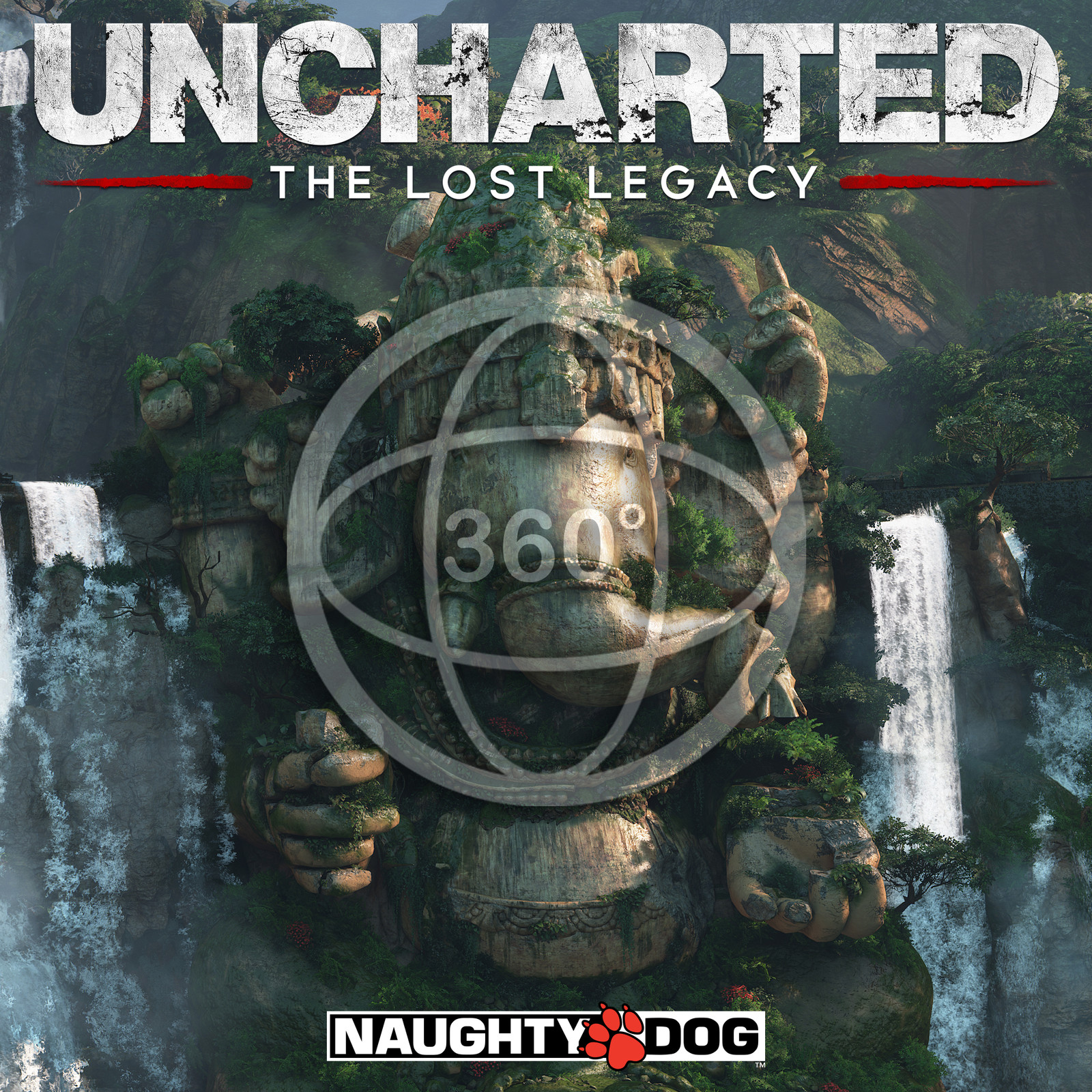 Uncharted The Lost Legacy - Ganesh - city of Halebidu 360 Pano