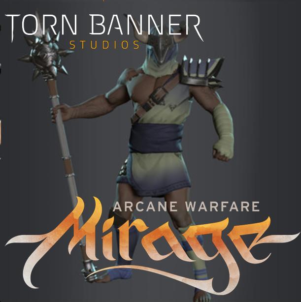 Taurant Mirage: Arcane Warfare
