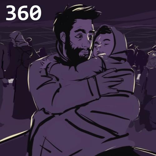 Sea Prayer - a 360 film by Khaled Hosseini